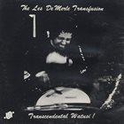 LES DEMERLE Transcendental Watusi album cover