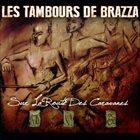 LES TAMBOURS DE BRAZZA Sur La Route Des Caravanes album cover