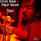 LESTER BOWIE Duet album cover
