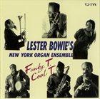 LESTER BOWIE Funky T. Cool T. (as Lester Bowie's New York Organ Ensemble) album cover