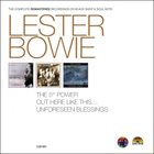 LESTER BOWIE The Complete Remastered Recordings on Black Saint & Soul Note album cover