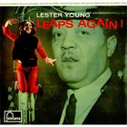 LESTER YOUNG Lester Young Leaps Again (aka Pres On Keynote) album cover