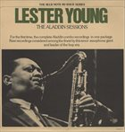 LESTER YOUNG The Aladdin Sessions album cover