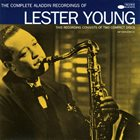 LESTER YOUNG The Complete Aladdin Recordings album cover