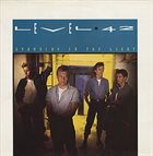 LEVEL 42 Standing In The Light album cover