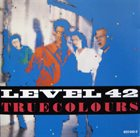 LEVEL 42 True Colours album cover