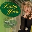 LIBBY YORK Here With You album cover