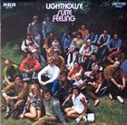 LIGHTHOUSE Suite Feeling (aka Lighthouse Plays For Peace) album cover
