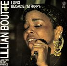 LILLIAN BOUTTÉ I Sing Because I'm Happy album cover