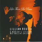 LILLIAN BOUTTÉ Let There Be Peace album cover