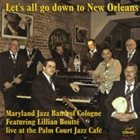 LILLIAN BOUTTÉ Let's All Go Down To New Orleans album cover