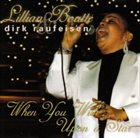 LILLIAN BOUTTÉ Lillian Boutté & Dirk Raufeisen : When You Wish Upon A Star album cover
