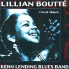 LILLIAN BOUTTÉ Live At Skagen (with Kenn Lending Blues Band) album cover