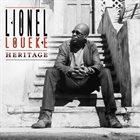 LIONEL LOUEKE Heritage album cover