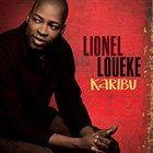 LIONEL LOUEKE Karibu album cover