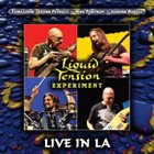LIQUID TENSION EXPERIMENT Live In L.A. album cover