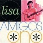 LISA ONO Amigos album cover