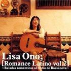 LISA ONO Romance Latino Vol.2 album cover