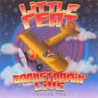 LITTLE FEAT Barnstormin' Live - Volume Two album cover