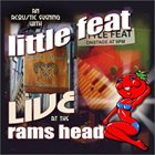 LITTLE FEAT Live at the Rams Head: An Acoustic Evening With Little Feat album cover