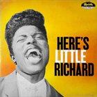 LITTLE RICHARD Here's Little Richard (aka Tutti Frutti aka Little Richard's Greatest Hits) album cover