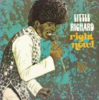LITTLE RICHARD Right Now! (aka The Rockman!) album cover