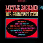 LITTLE RICHARD The Most Dynamic Entertainer Of The Generation : His Greatest Hits album cover