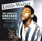 LITTLE WALTER The Complete Checker Singles As & Bs 1952-1960 album cover