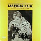 LLOYD ELLIS Las Vegas - 3 A.M. album cover