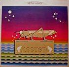LOCUST Alpha Waves album cover