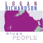 LOGAN RICHARDSON Blues People album cover