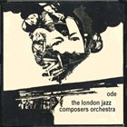 LONDON JAZZ COMPOSERS ORCHESTRA Ode album cover