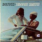 LONNIE LISTON SMITH Drives album cover