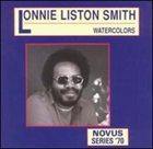 LONNIE LISTON SMITH Watercolors album cover