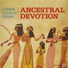 LONNIE PLAXICO Ancestral Devotion album cover