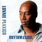 LONNIE PLAXICO Rhythm and Soul album cover