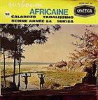 L'ORCHESTRE AFRICAN FIESTA Surboum Africaine N. 38 album cover