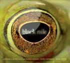 LORENZO LOMBARDO Black Nile (with Cameron Brown / Dick Oatts / Gary Versace) album cover