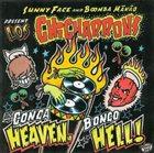 LOS CHICHARONNS Conga Heaven, Bongo Hell album cover