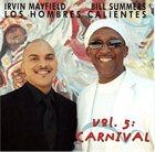 LOS HOMBRES CALIENTES Vol.5: Carnival album cover