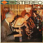 LOU LEVY Plays Baby Grand Jazz album cover