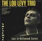 LOU LEVY The Lou Levy Trio album cover