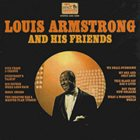 LOUIS ARMSTRONG And His Friends (aka What A Wonderful World) album cover