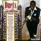 LOUIS ARMSTRONG Duets With Louis Armstrong and Friends album cover
