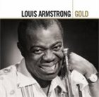 LOUIS ARMSTRONG Gold album cover