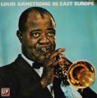 LOUIS ARMSTRONG In East Europe (aka U Živo) album cover