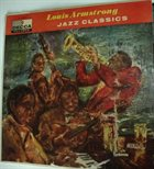 LOUIS ARMSTRONG Jazz Classics album cover