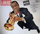 LOUIS ARMSTRONG Louis (aka Wonderful Louis aka The Great Louis Armstrong) album cover