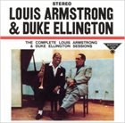 LOUIS ARMSTRONG Louis Armstrong & Duke Ellington : The Complete Sessions album cover