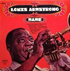 LOUIS ARMSTRONG Mame album cover